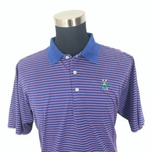Peter Millar XL Short Sleeve Polo Great Condition